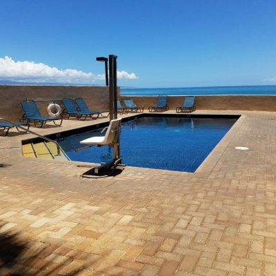 Kahana Beach Pool