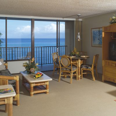 Kahana Beach Interior